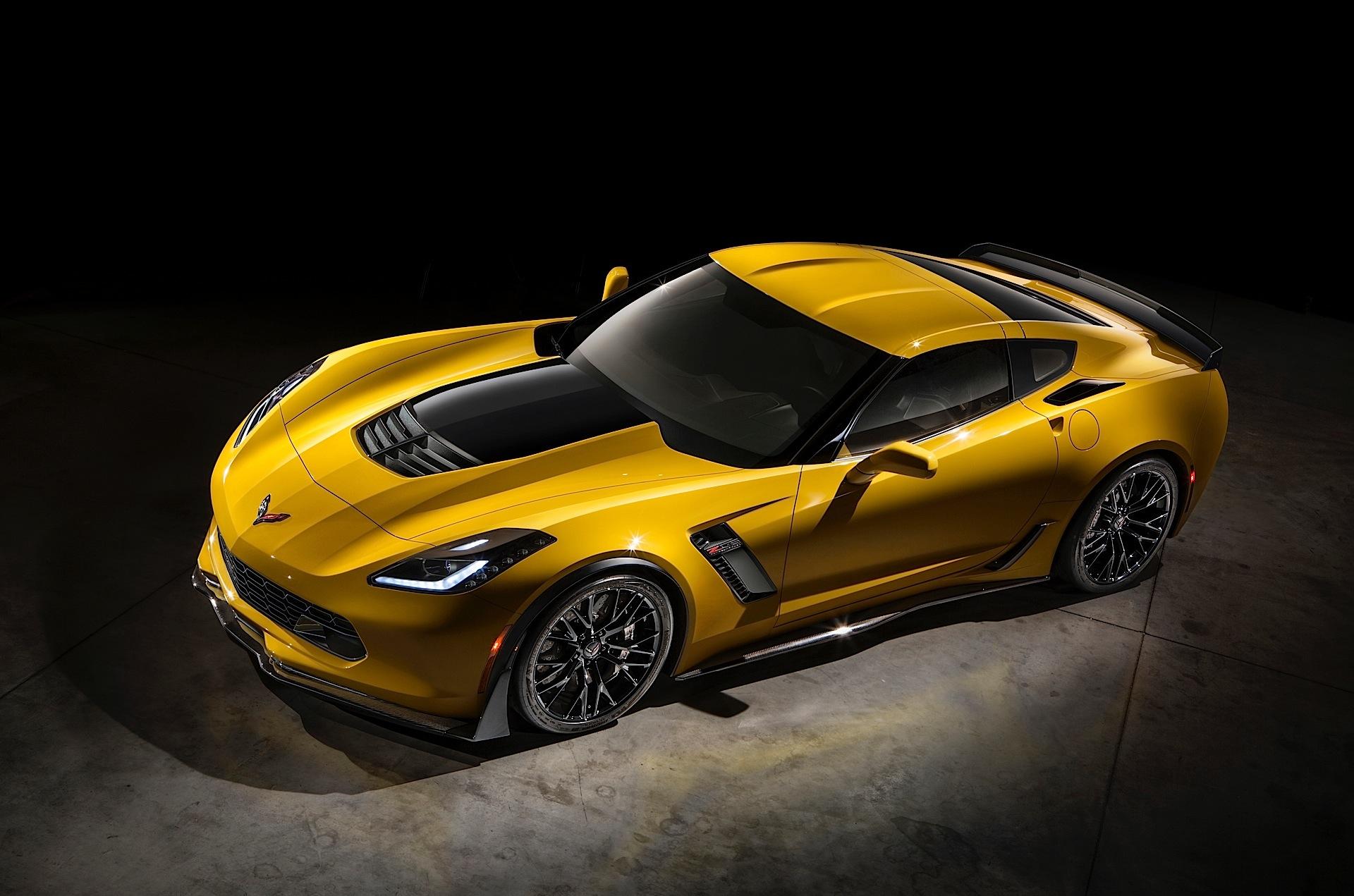 CHEVROLET Corvette Z06 specs & photos - 2014, 2015, 2016 ...