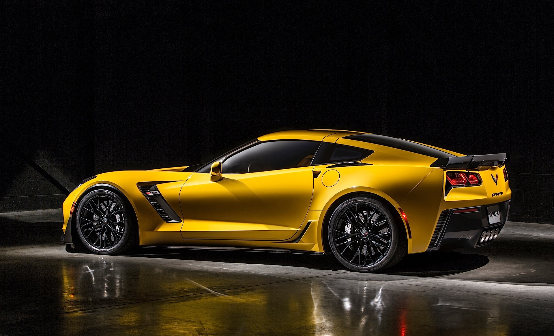 CHEVROLET Corvette Z06 - 2014, 2015, 2016 - autoevolution