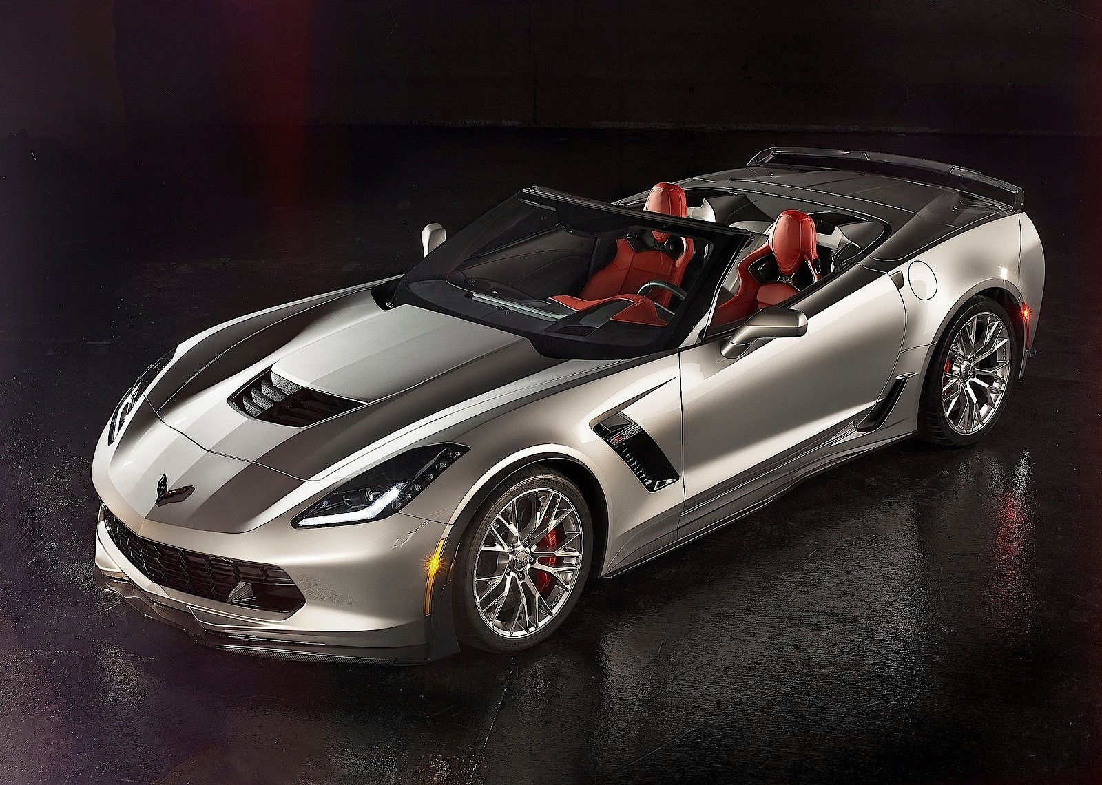CHEVROLET Corvette Z06 Convertible Specs 2014 2015