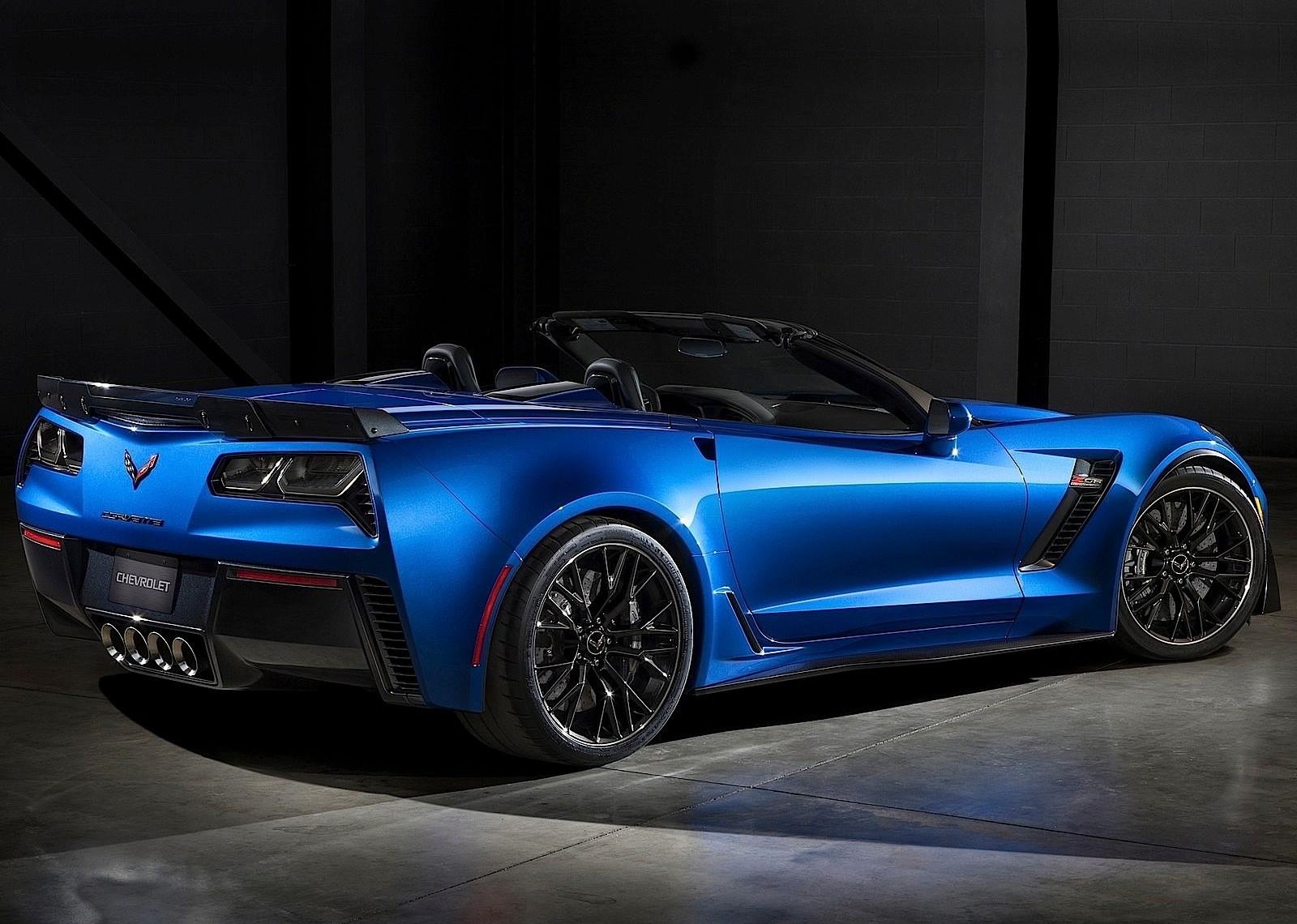 corvette z06 convertible chevrolet autoevolution specs release present