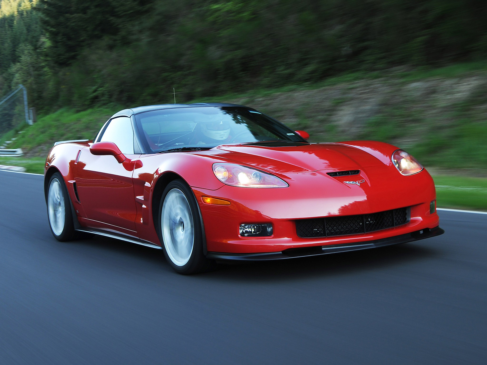 CHEVROLET Corvette ZR1 specs & photos - 2008, 2009, 2010 ...