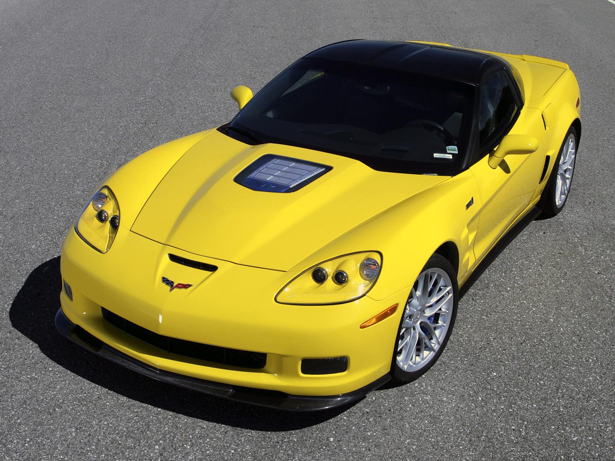 corvette zr1 2008 -#main