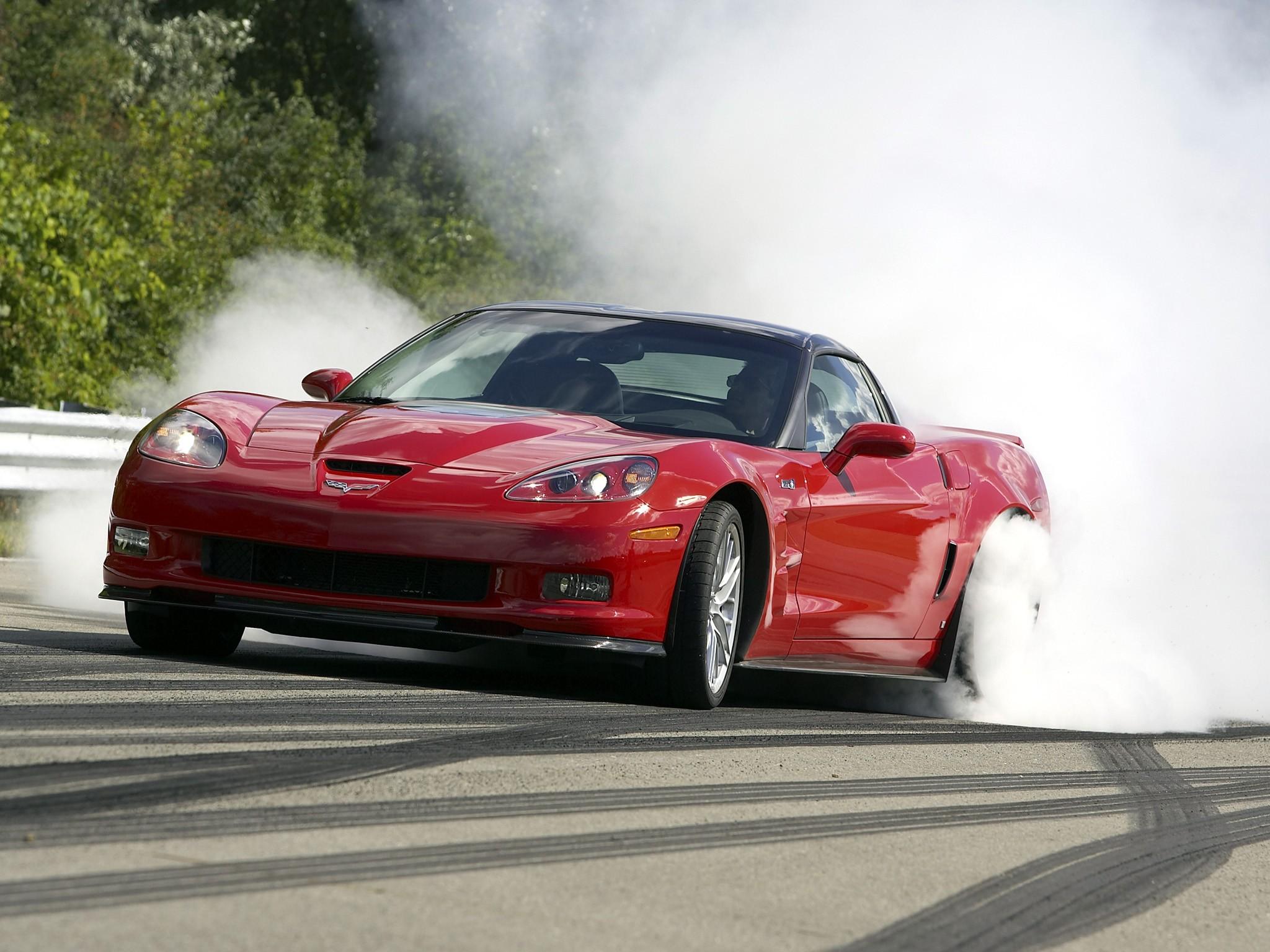 CHEVROLET Corvette ZR1 specs & photos - 2008, 2009, 2010 ...