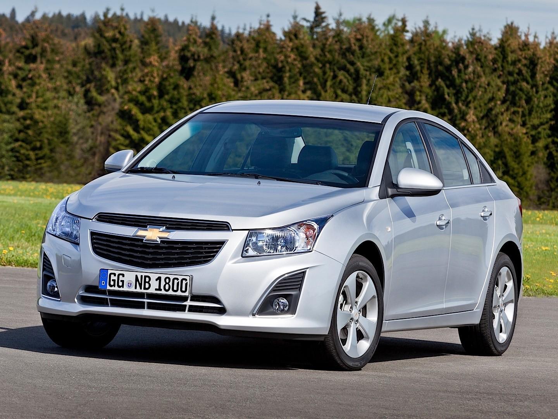 Chevrolet Cruze Specs 2009 2010 2011 2012 2013 2014