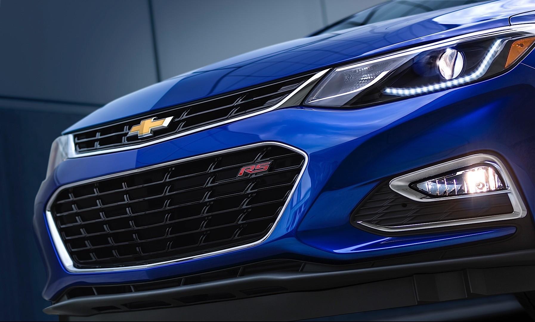 Chevrolet Cruze 2016 2018