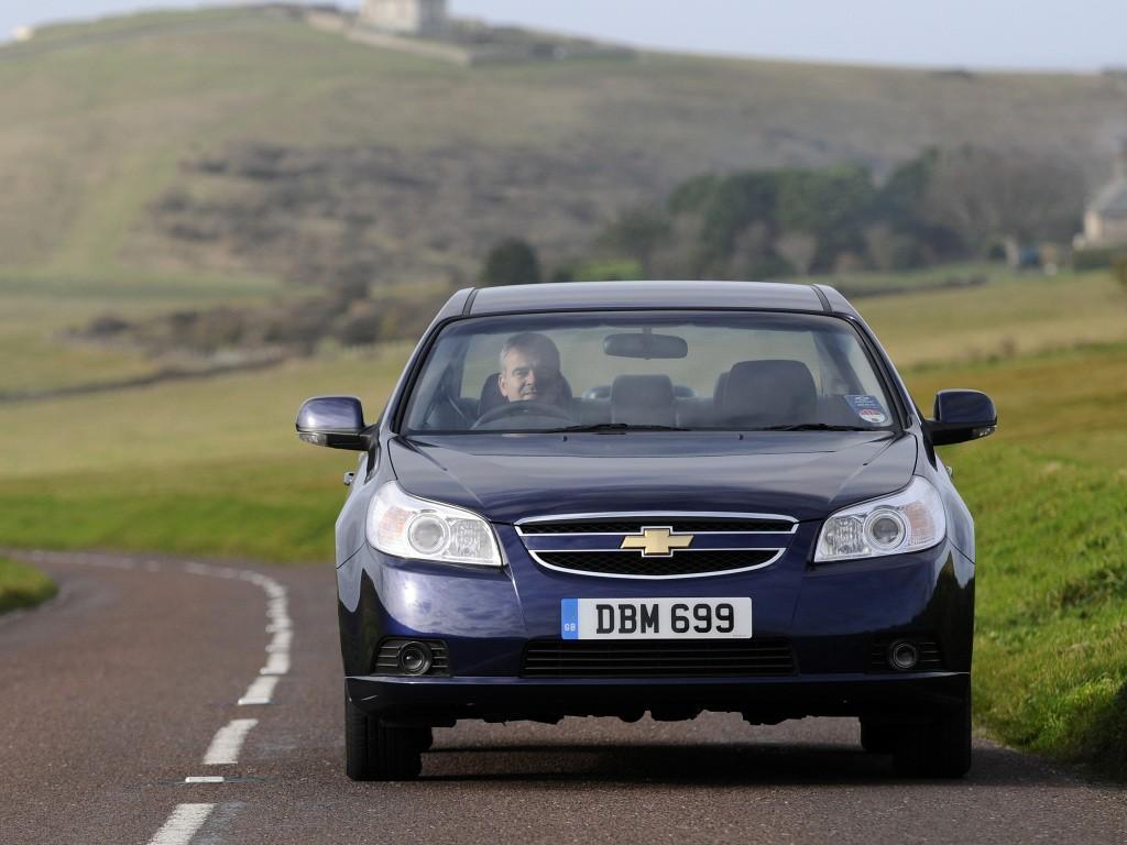 Chevrolet Epica Specs Amp Photos 2006 2007 2008 2009