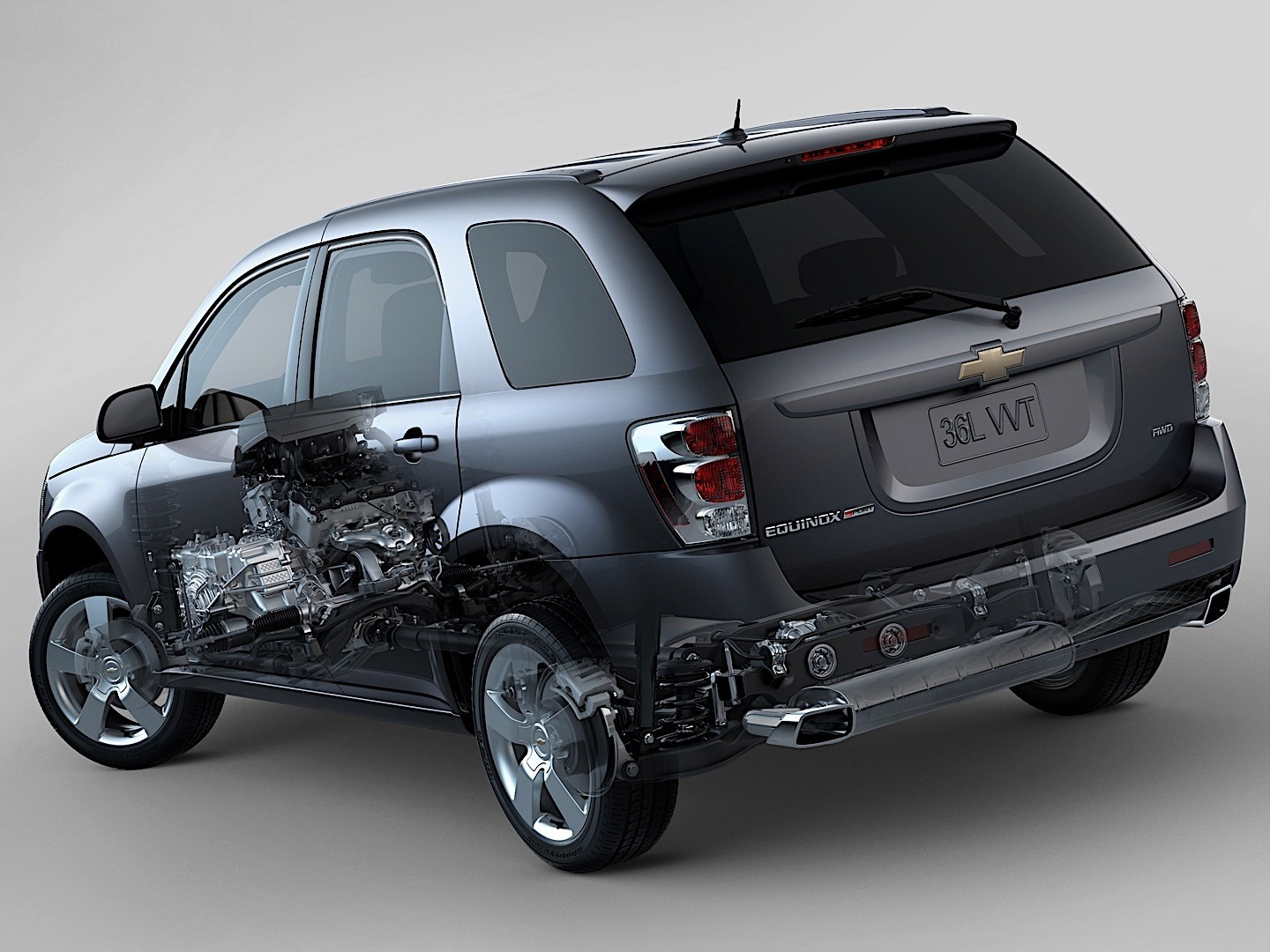 Diagram Chevrolet Captiva 2008