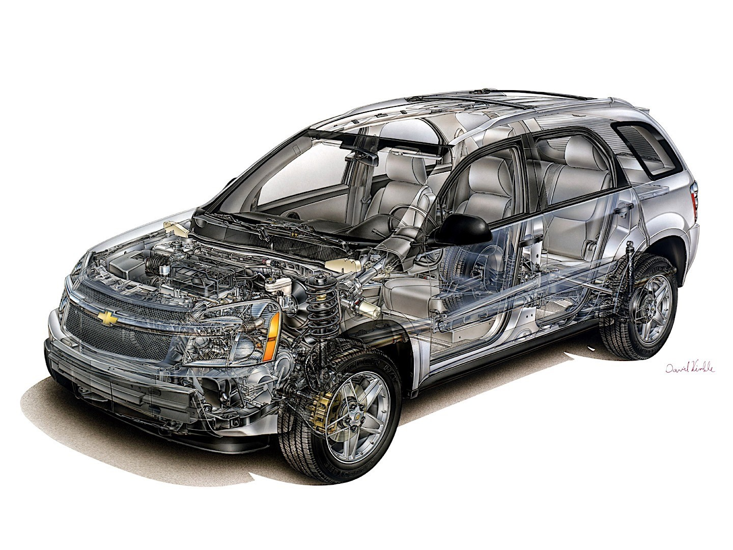 chevrolet equinox specs  u0026 photos - 2004  2005  2006  2007  2008  2009