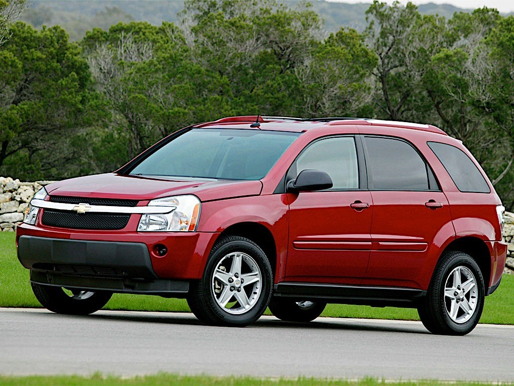 Chevrolet Equinox on 2006 Chevrolet Equinox Engine