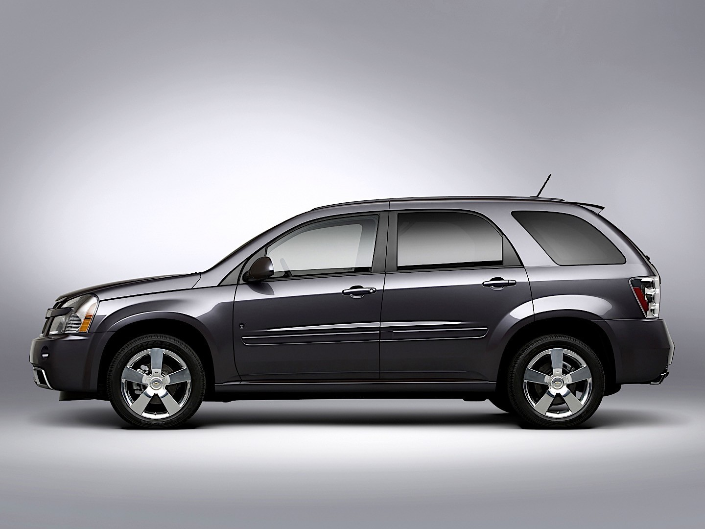 Chevrolet Equinox Specs Amp Photos 2004 2005 2006 2007 2008 2009 Autoevolution