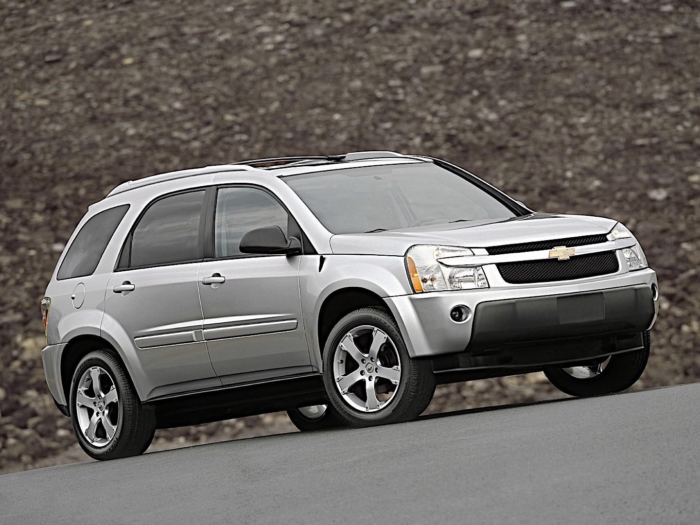 Chevrolet Equinox Specs Amp Photos 2004 2005 2006 2007 2008 2009 Autoevolution