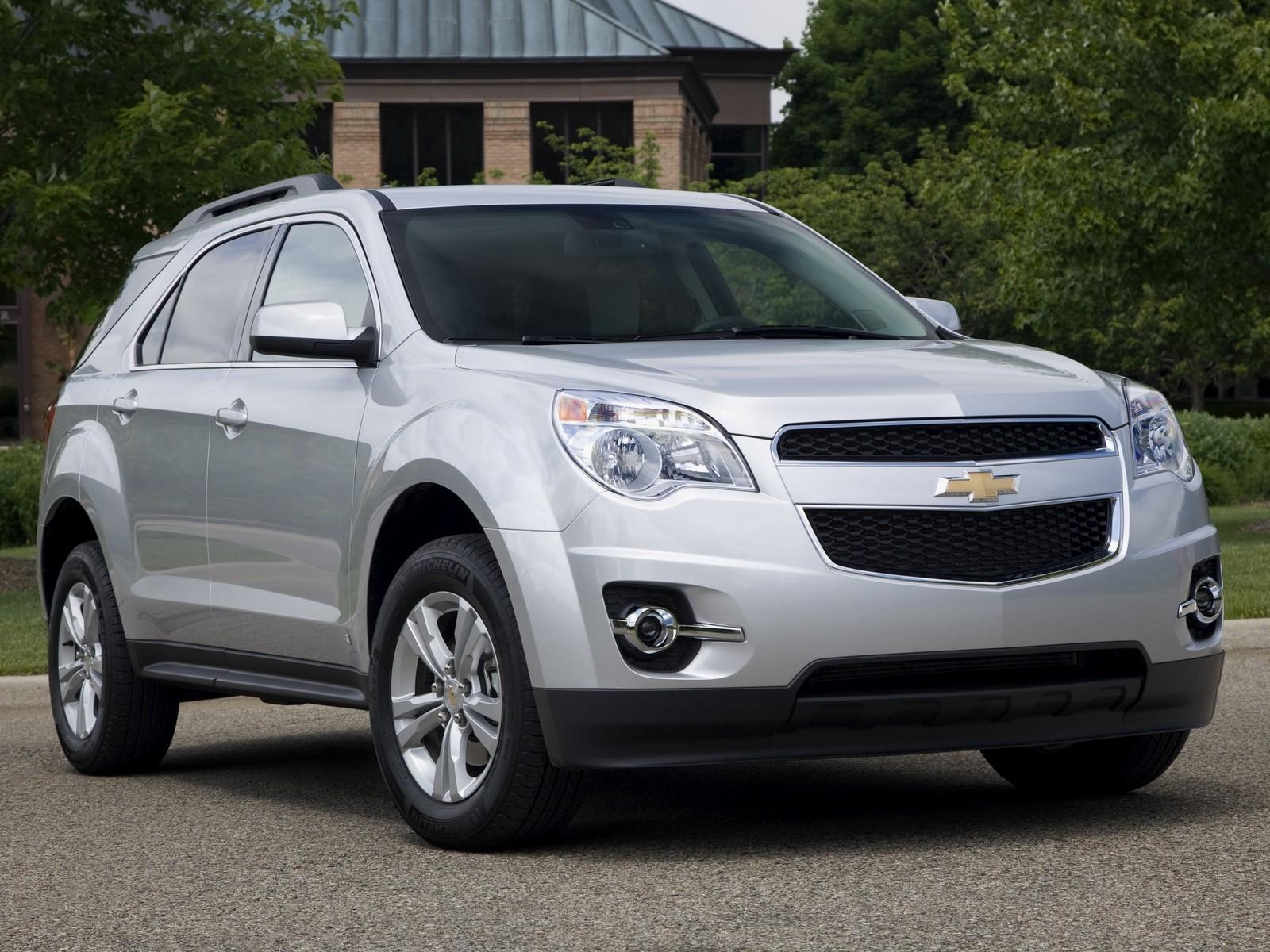 Chevrolet Equinox 2009 2010 2011 2012 2013 2014