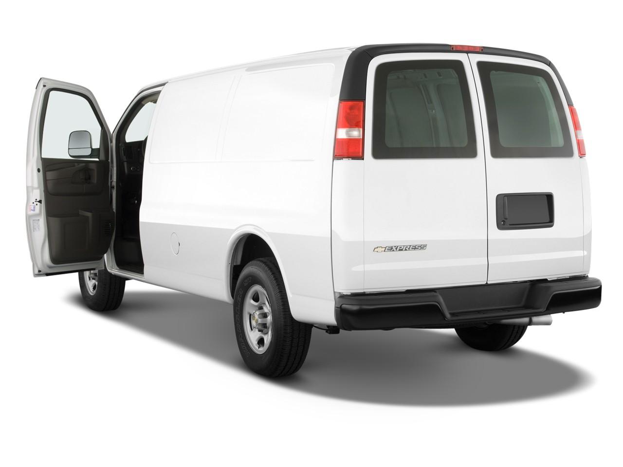 Chevrolet Express 2008 Present