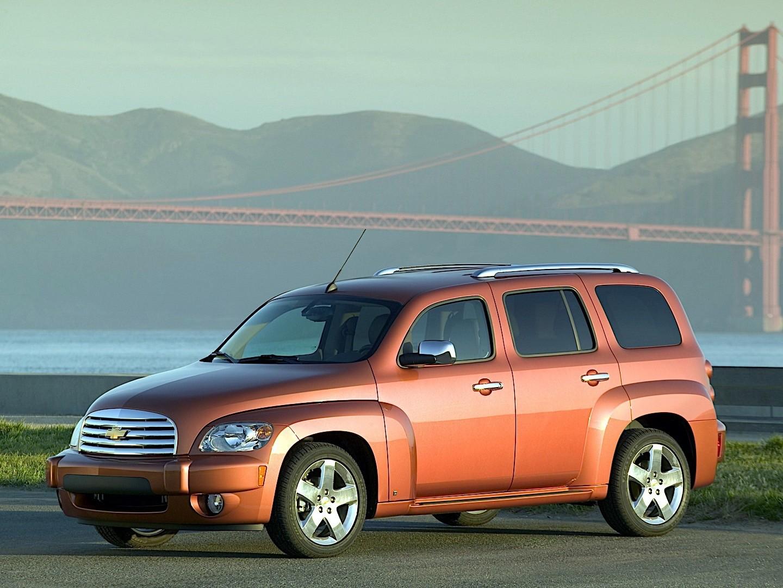 Chevrolet Hhr Specs 2005 2006 2007 2008 2009 2010