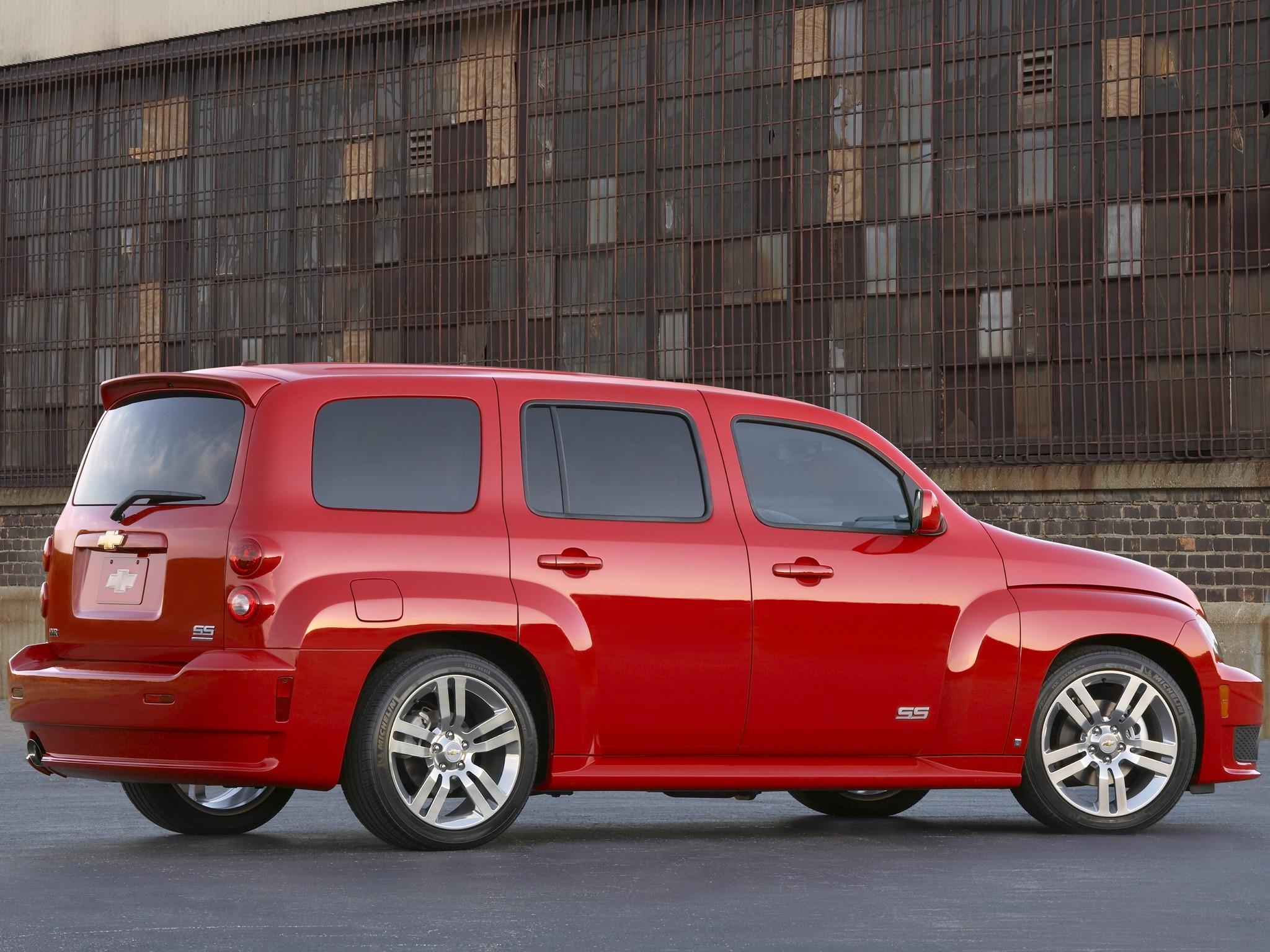 Chevrolet Hhr Ss 2007 2008 2009 2010 2011 Autoevolution
