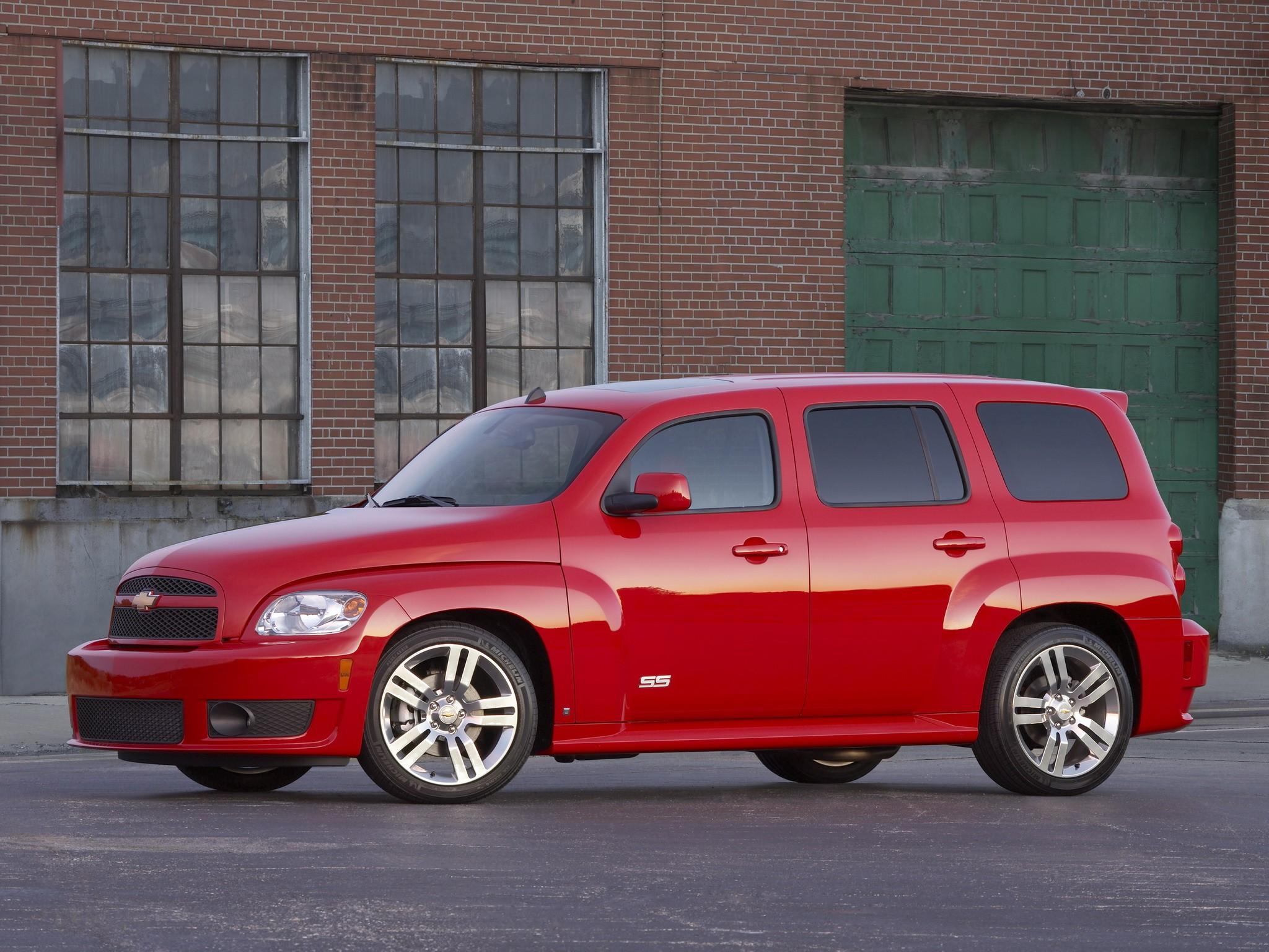Chevrolet Hhr Ss Specs 2007 2008 2009 2010 2011