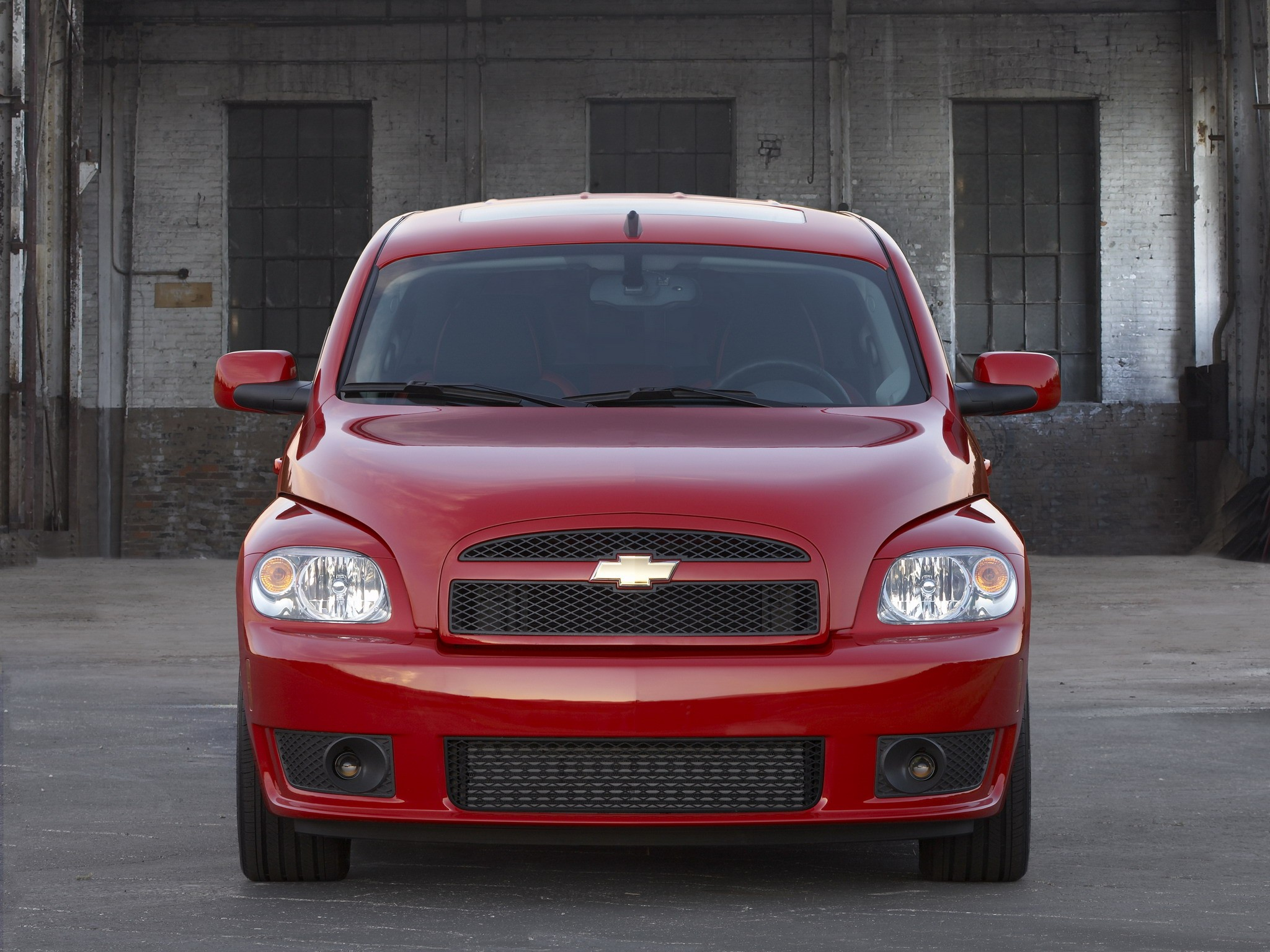 CHEVROLET HHR SS specs & photos - 2007, 2008, 2009, 2010, 2011 - autoevolution