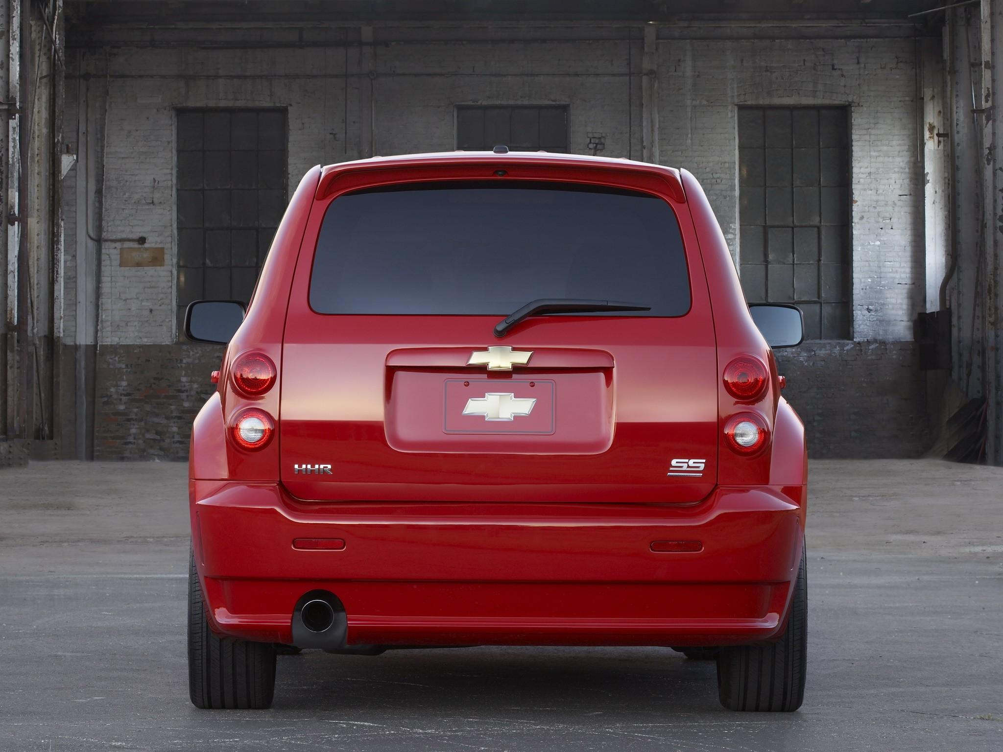 Chevrolet Hhr Ss 2007 2017