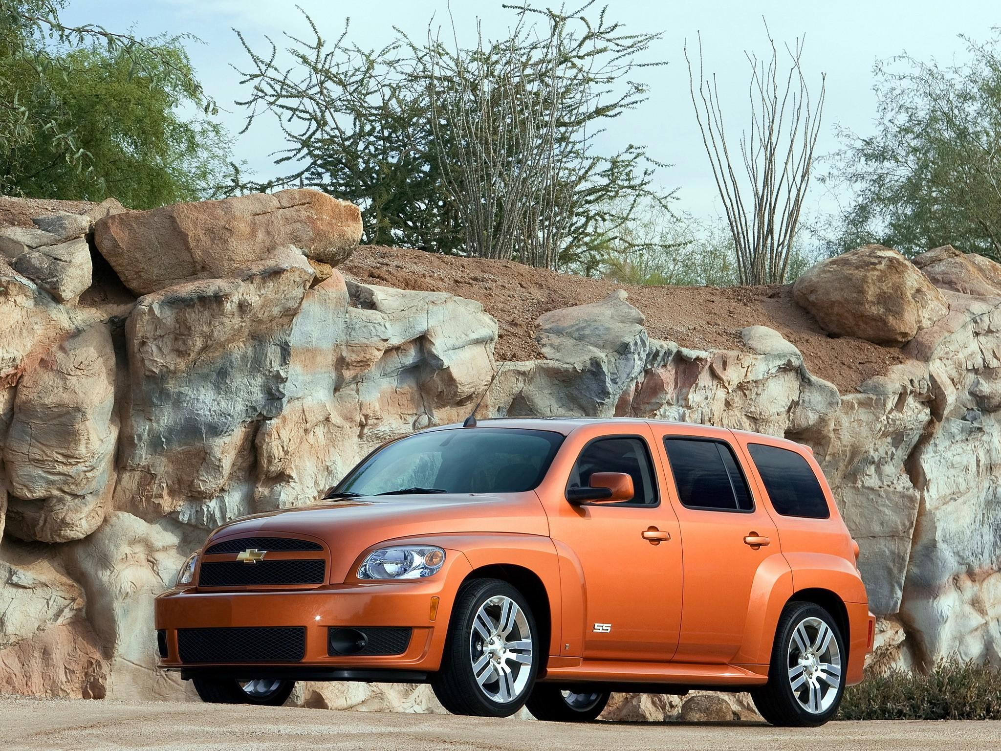 Chevrolet Hhr Ss 2007 2008 2009 2010 2011