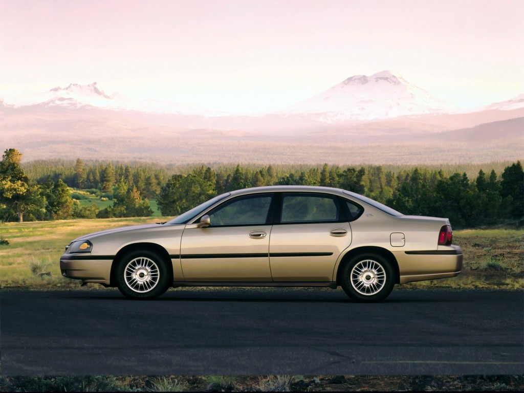 chevrolet impala specs  u0026 photos - 1999  2000  2001  2002  2003  2004  2005