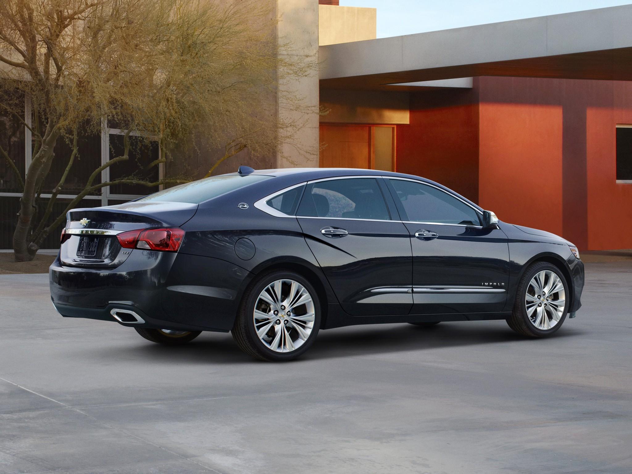 Amazing ... CHEVROLET Impala (2013   Present) ...