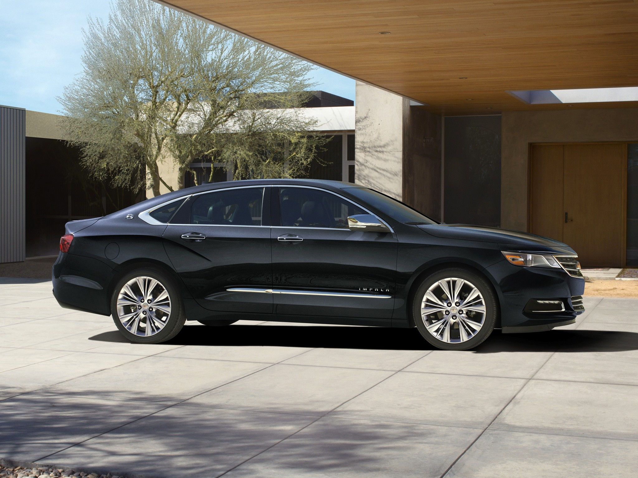 CHEVROLET Impala specs & photos - 2013, 2014, 2015, 2016 ...