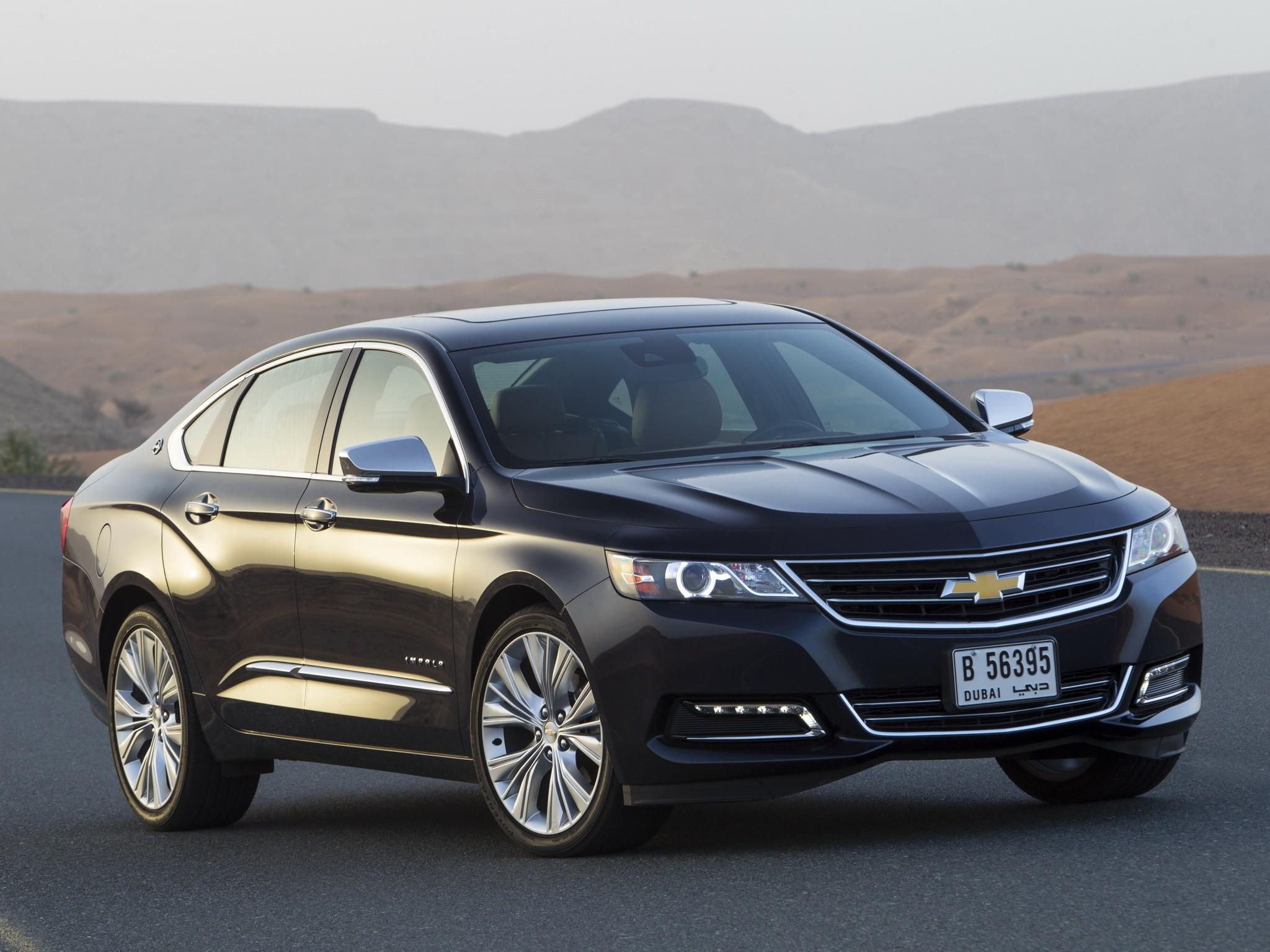 CHEVROLET Impala - 2013, 2014, 2015, 2016 - autoevolution
