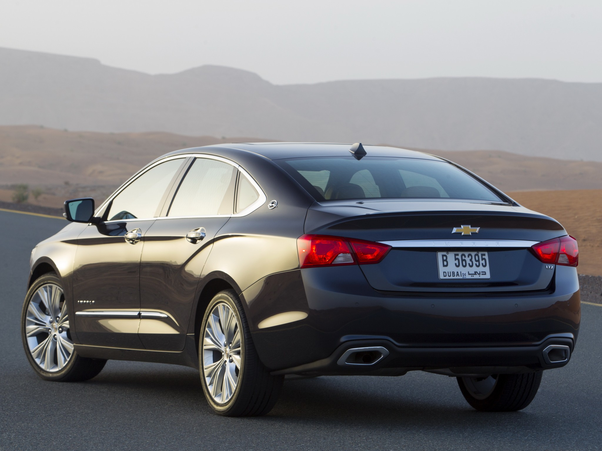 chevrolet impala 2013 2014 2015 2016 autoevolution. Cars Review. Best American Auto & Cars Review