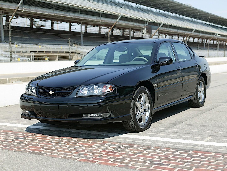 chevrolet impala ss specs photos 2003 2004 2005 autoevolution. Black Bedroom Furniture Sets. Home Design Ideas