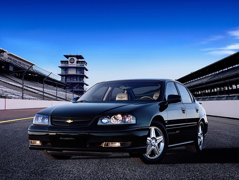 CHEVROLET Impala SS specs & photos - 2003, 2004, 2005 ...