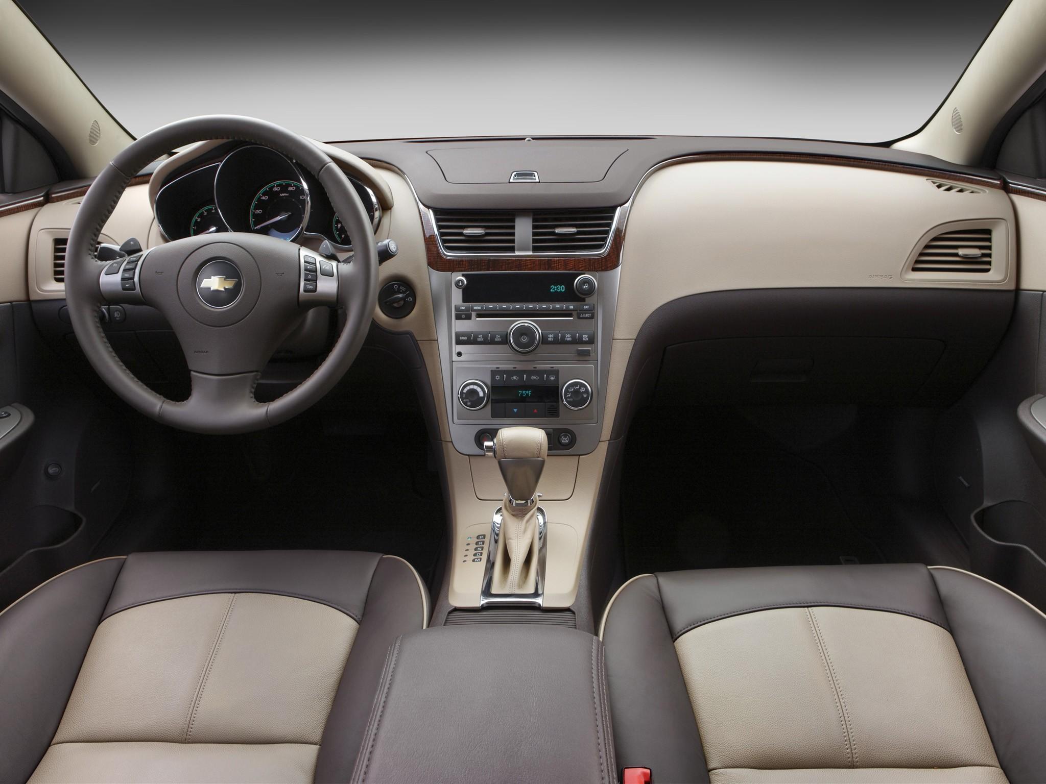 Chevrolet Malibu on Chevy 4 3 V6 Engine Specs