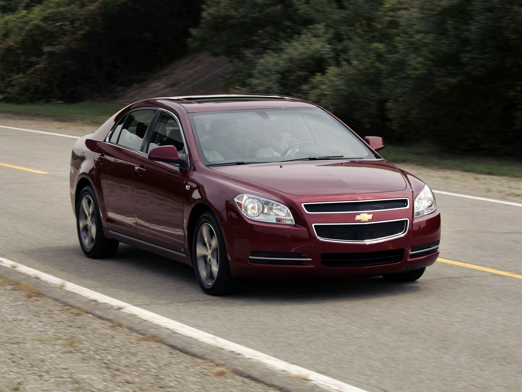 Chevrolet Malibu on 2011 chevy malibu lt