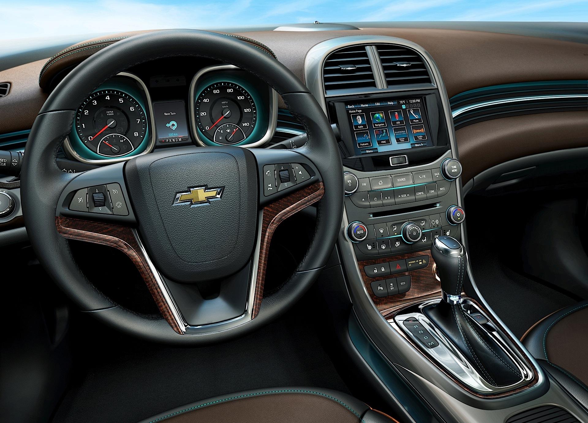 Chevrolet Malibu Specs Photos 2012 2013 2014 2015 2016 Autoevolution