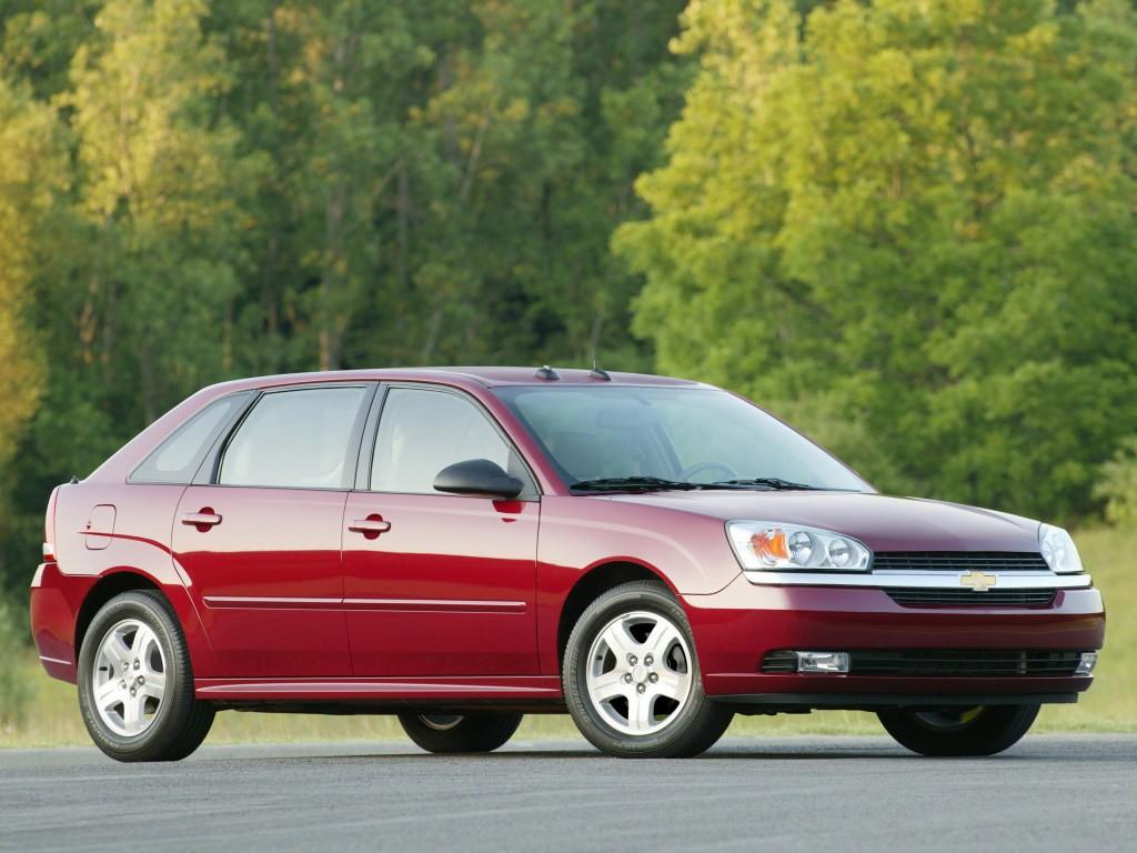 Chevrolet Malibu Maxx Specs Photos 2003 2004 2005 2006 2007