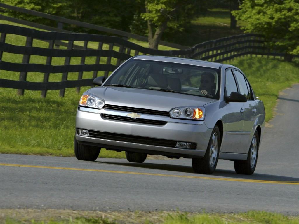 CHEVROLET Malibu Sedan specs & photos - 2003, 2004, 2005 ...