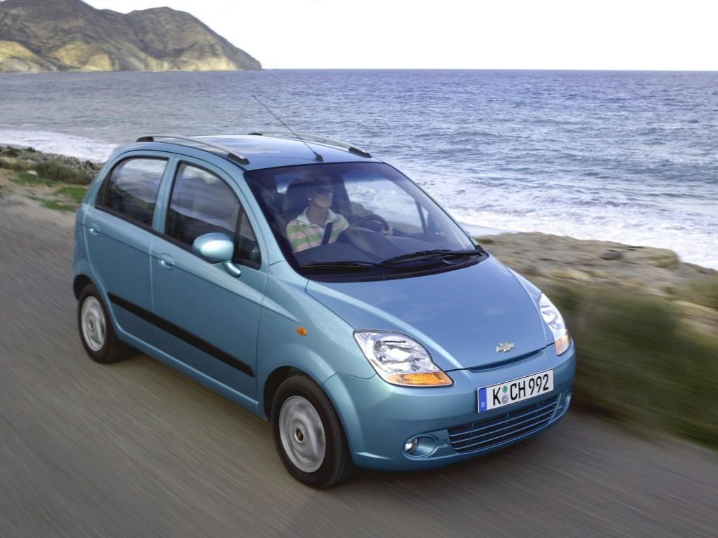 Kekurangan Chevrolet Spark 2008 Review
