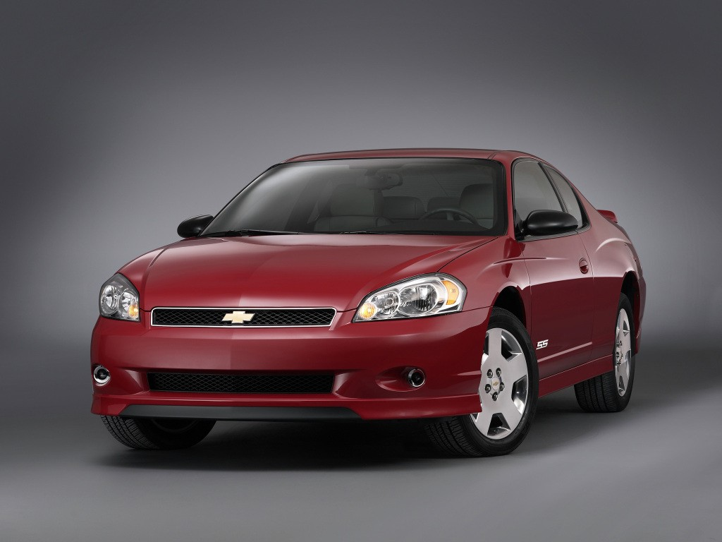 chevrolet monte carlo ss specs photos 2005 2006 2007. Black Bedroom Furniture Sets. Home Design Ideas