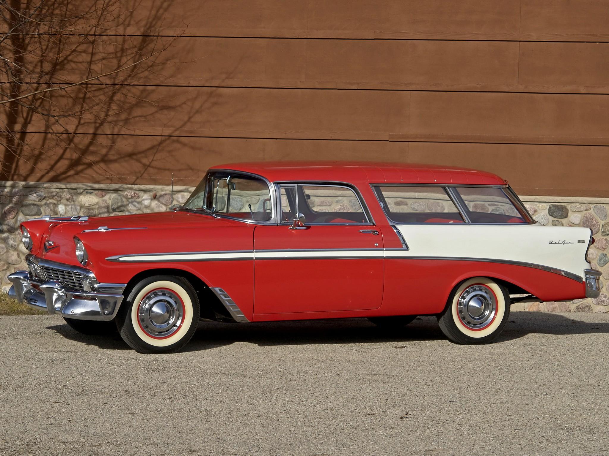 Chevrolet Nomad Specs Amp Photos 1955 1956 1957