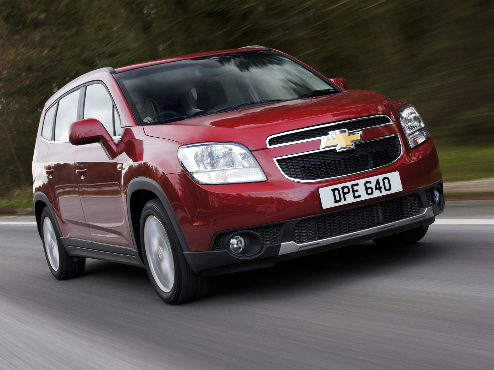 Chevrolet Orlando Specs 2010 2011 2012 2013 2014