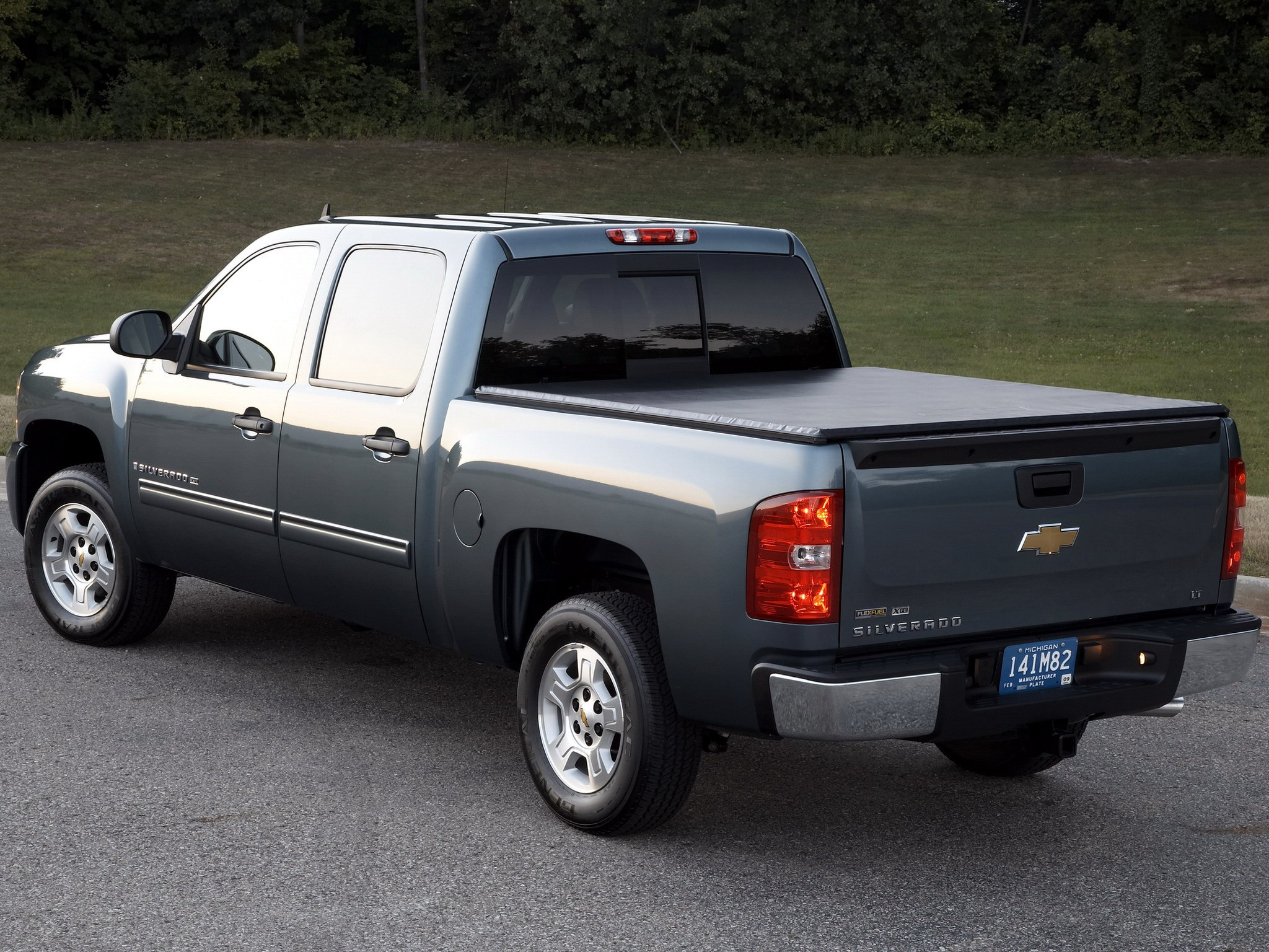 Chevrolet Silverado Crew Cab on Chevrolet 6 Cylinder Truck Engines