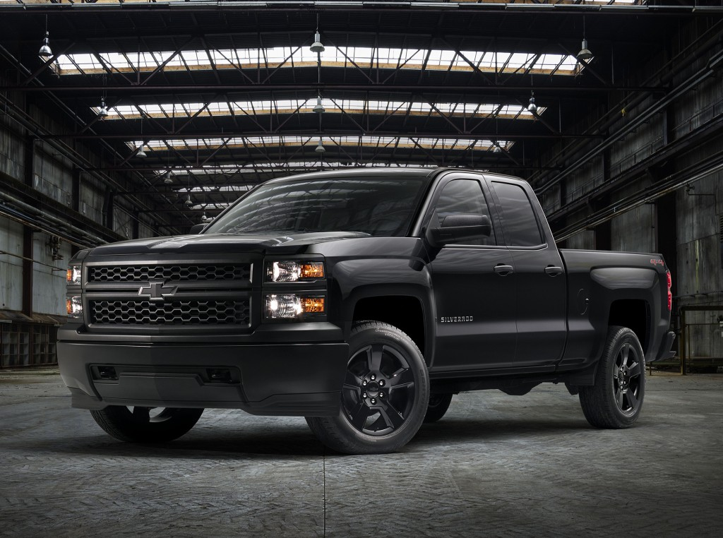 2015 Chevrolet Silverado 1500 Double Cab >> CHEVROLET Silverado 1500 Double Cab specs & photos - 2013, 2014, 2015, 2016, 2017, 2018 ...