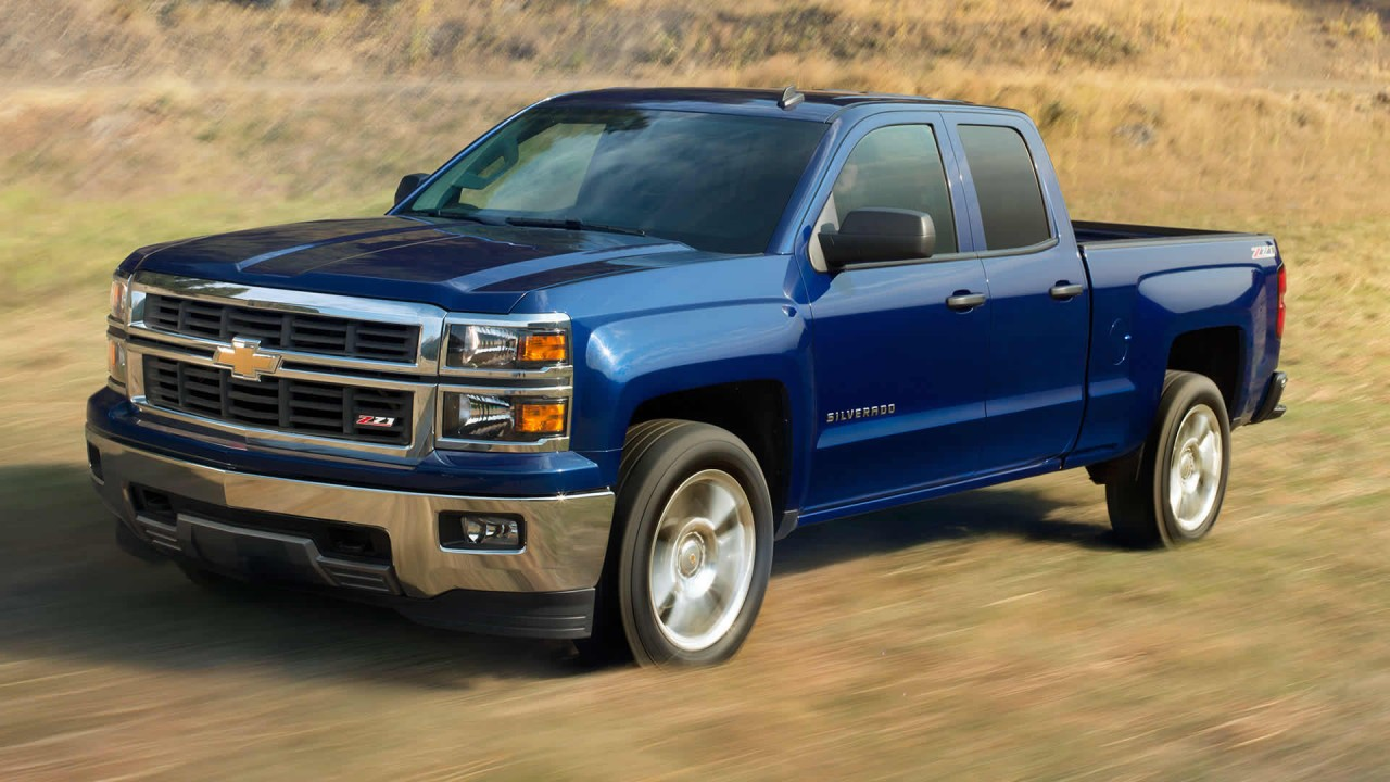 chevrolet silverado 1500 double cab 2013 2014 2015 2016 2017 autoevolution. Black Bedroom Furniture Sets. Home Design Ideas