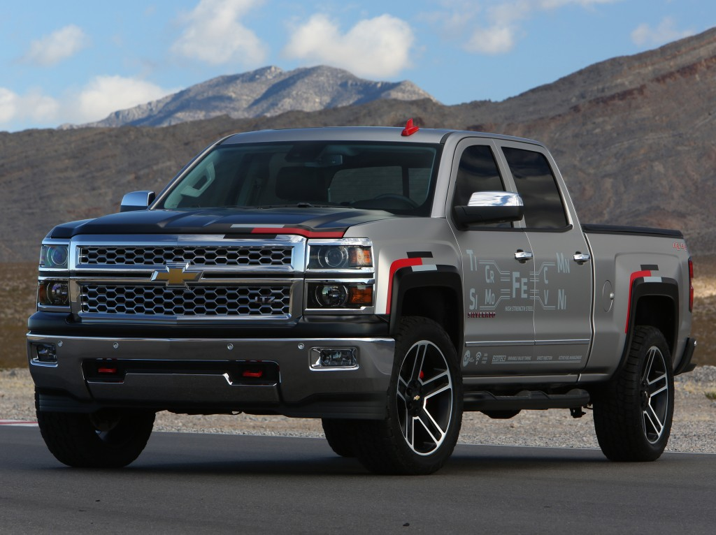 CHEVROLET Silverado 1500 Double Cab specs & photos - 2013 ...