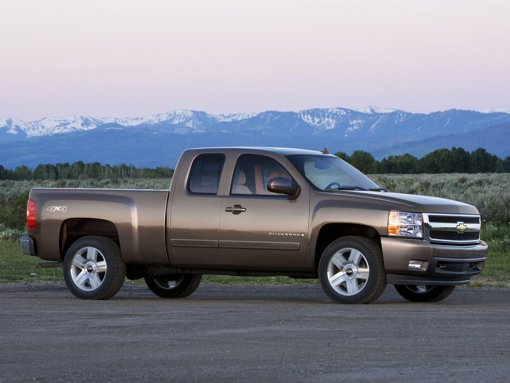 2007 Chevrolet Silverado 1500 Extended Cab >> CHEVROLET Silverado 1500 Extended Cab - 2008, 2009, 2010, 2011, 2012 - autoevolution