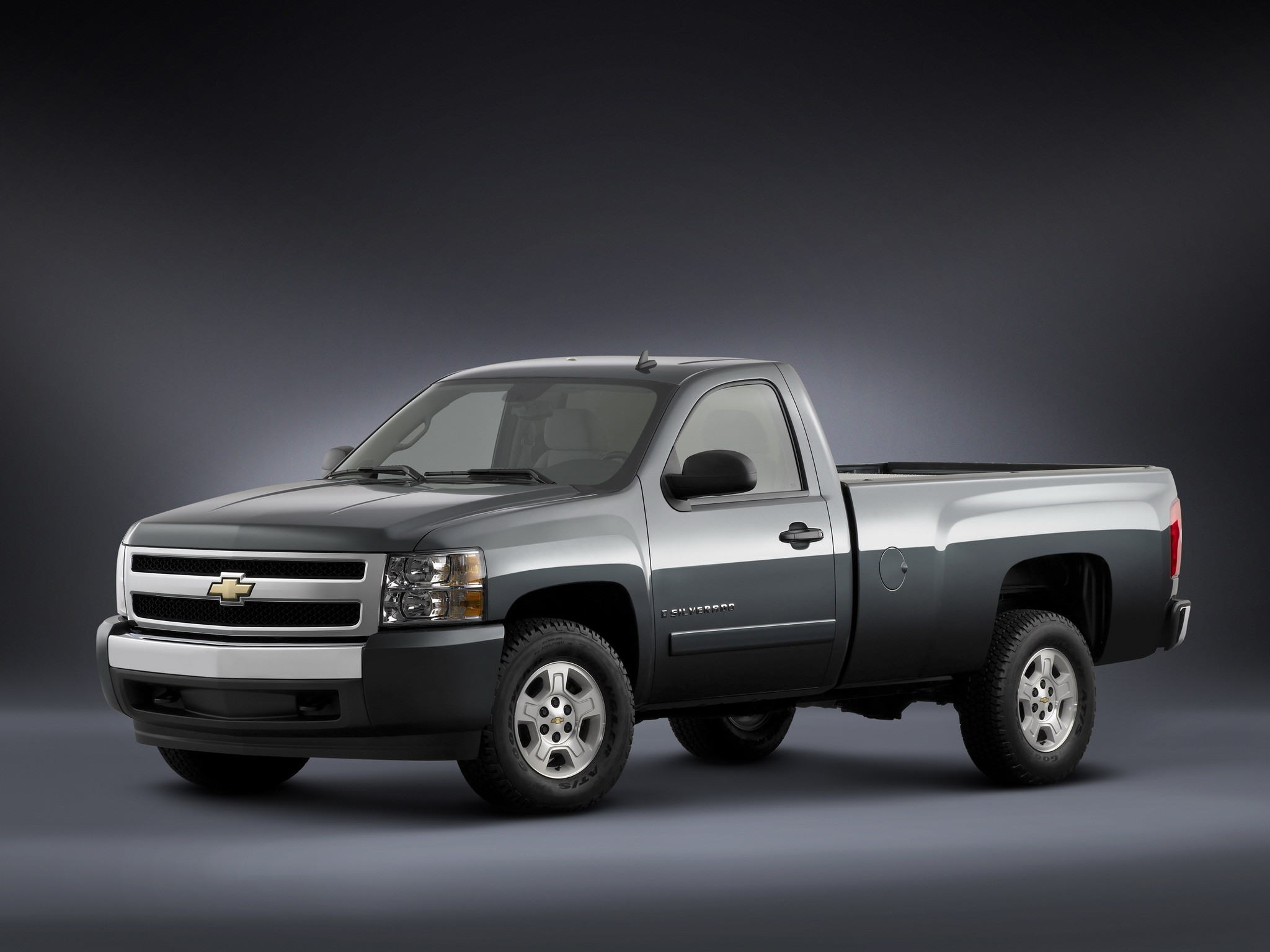 CHEVROLET Silverado 1500 Regular Cab specs & photos - 2008 ...