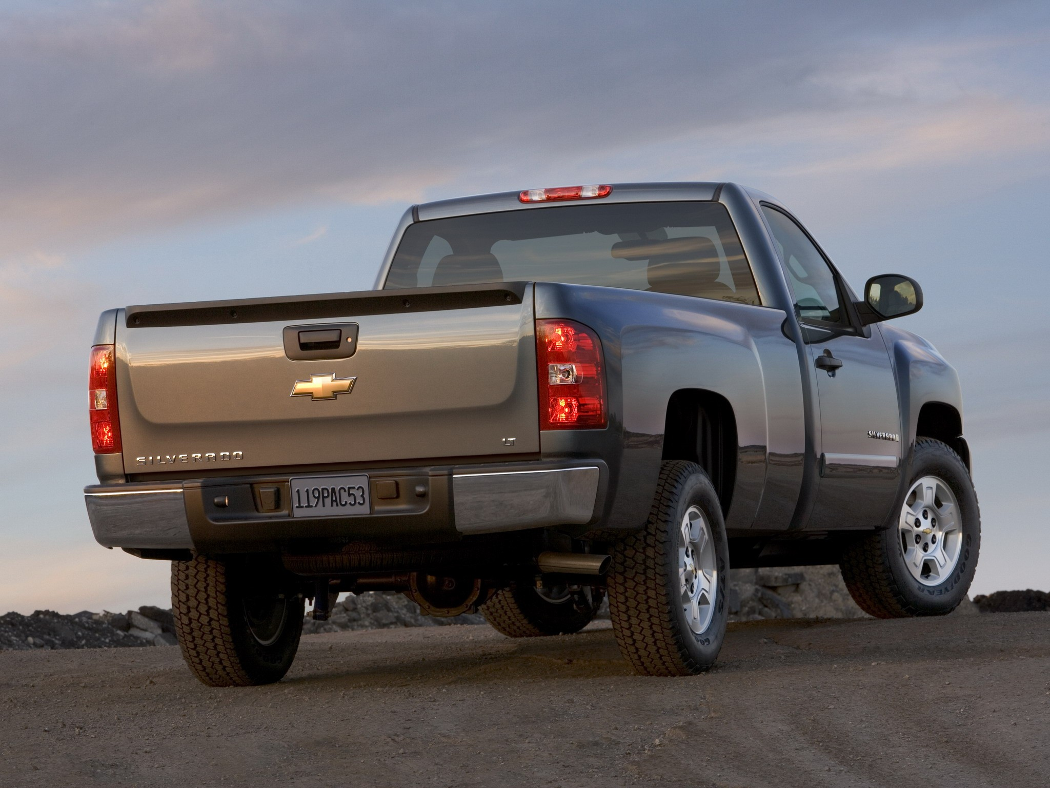 chevrolet silverado 1500 regular cab 2008 2012