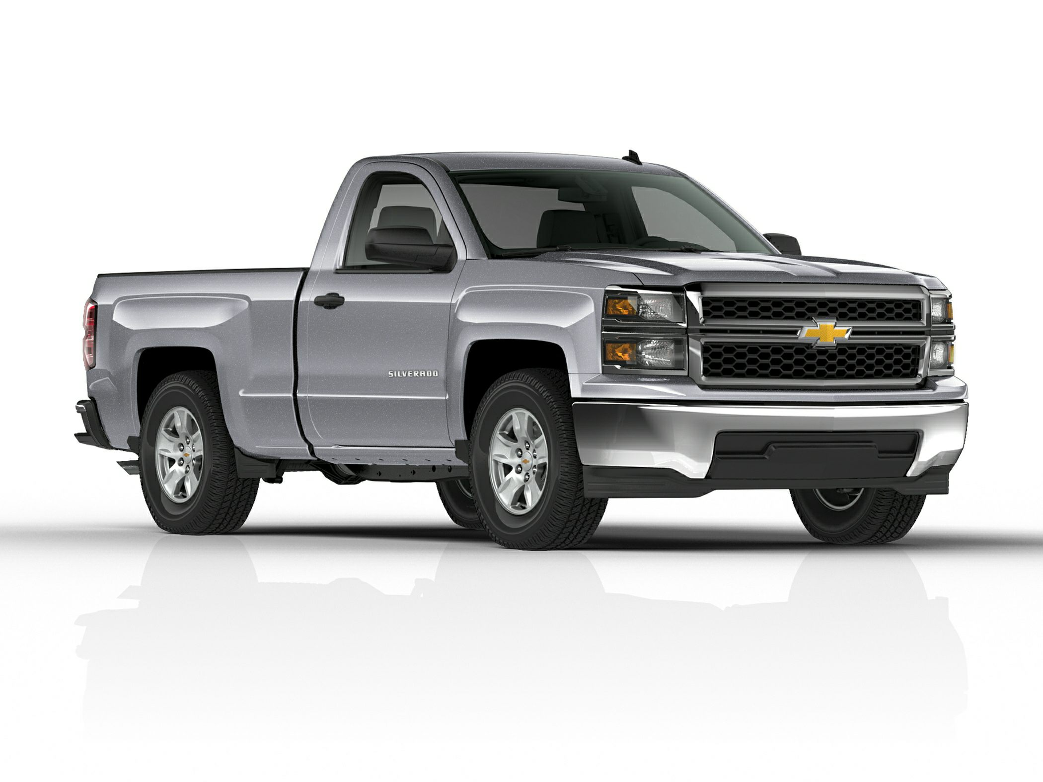 Chevrolet Silverado 1500 Regular Cab 2017 2018
