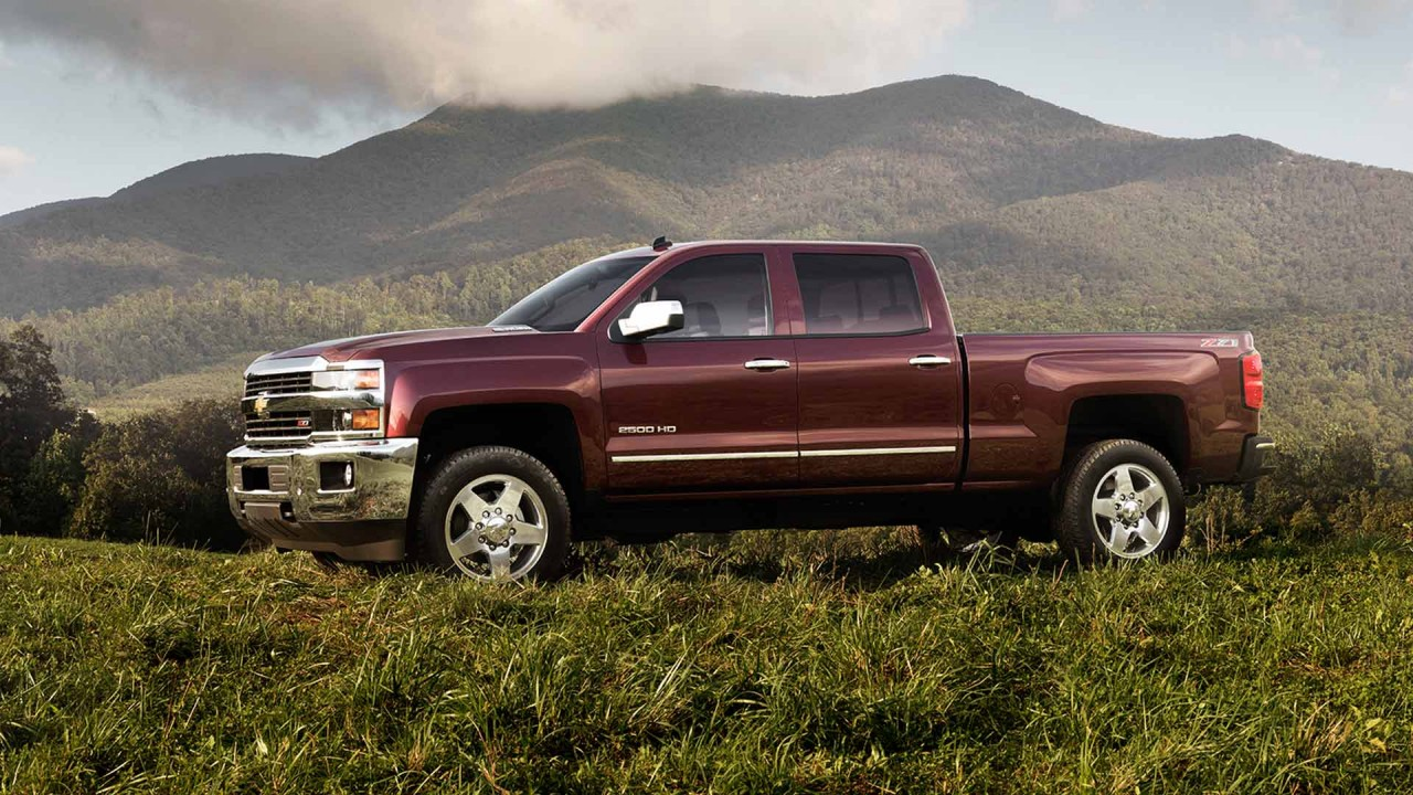 CHEVROLET Silverado 2500 HD Crew Cab specs & photos - 2013 ...