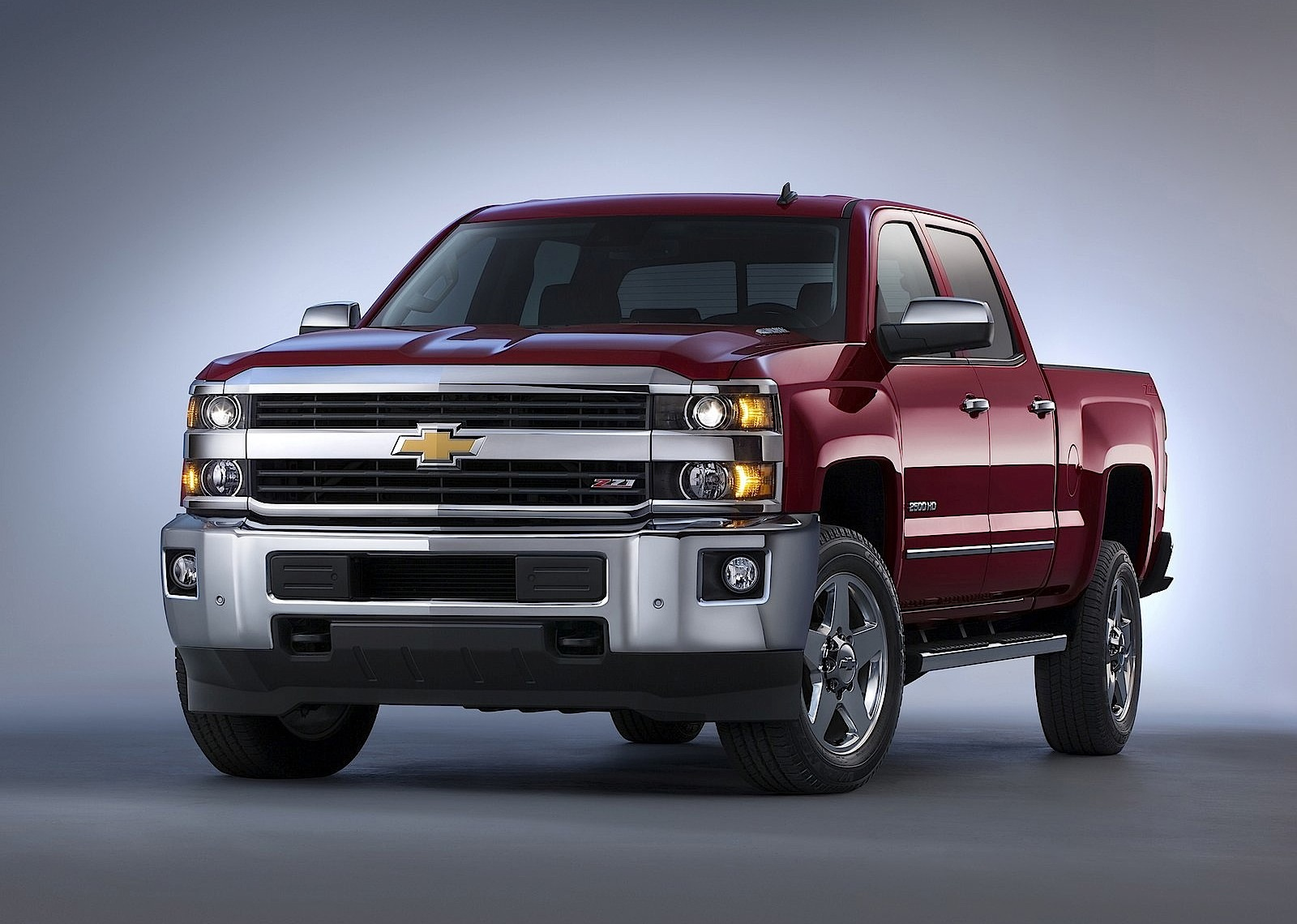 chevrolet silverado 2500 hd crew cab 2013 2014 2015 2016 2017 autoevolution. Black Bedroom Furniture Sets. Home Design Ideas