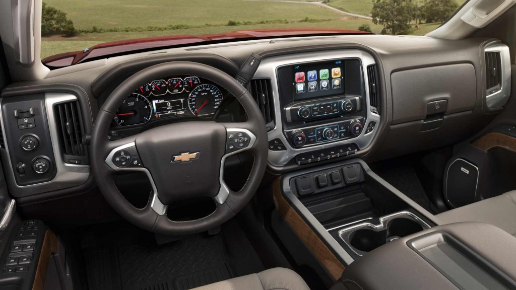 CHEVROLET Silverado 2500 HD Regular Cab - 2013, 2014, 2015 ...